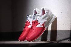 New Balance 996 Fantom Fit: Red/Grey