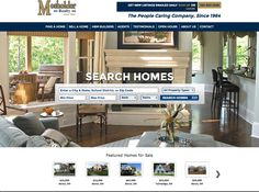 Mosholder Realty Launches New Web Site Web Platform, Caring Company, State School, Mobile Responsive, Commercial Real Estate, School District, Open House, Custom Homes, How To Look Better