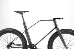 COREN, carbon fiber fixie designed by Christian Zanzotti