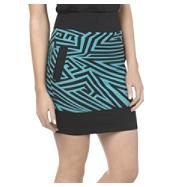 Kardashian Kollection Neon Lovers Abstract Print Skirt    $39.99 each