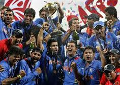 Team India Worldcup victory ceremony