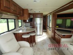 New 2016 Fleetwood RV Excursion 35B Motor Home Class A - Diesel at General RV | Wixom, MI | #126593