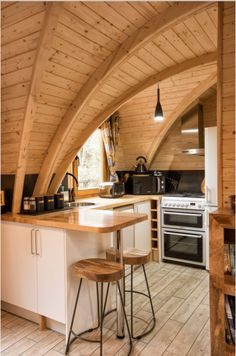 Best Windows, Windows And Doors, Small House Kits, Essex Countryside, Forest Resort, Camping Pod, Luxury Glamping, Timber Structure, Make It Simple