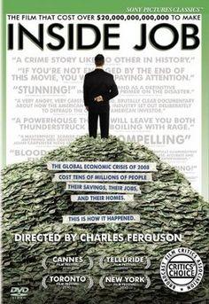 Inside Job (2010) movie poster #movieposters #printingservice #printingcompany #artprinting #printingdesign