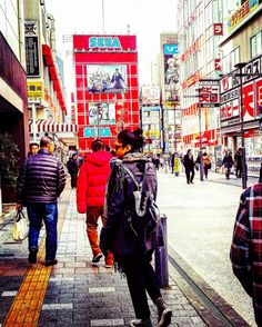 #Tokyo will always be special to me! Can't wait to go back someday! #Japan #Arigato #Akihabara #ElectricCity #Sega #Tanoop #Travel #vacation #TravelDiaries Akihabara Ongakukan (Chiyoda) in 東京, 東京都