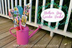 Mother's Day Garden Gift Basket   Sweet Tea & Saving Grace
