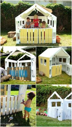 35 Ingenious Outdoor Pallet Projects for All Types of DIYers - Page 2 of 3 -...