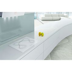 Buy Gorenje IT65KR Induction Hob Designed by Karim Rashid, White Online at johnlewis.com