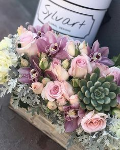 Precious in Burbank, CA Sylvart Floral Designs is part of Wedding flowers bridal bouquets - Send Precious in Burbank, CA from Sylvart Floral Designs, the best florist in Burbank All flowers are hand delivered and same day delivery may be available Beautiful Flower Arrangements, Wedding Flower Arrangements, Wedding Bouquets, Beautiful Flowers, White Flowers, Small Flowers, Flowers Bunch, Lotus Flowers, Order Flowers