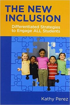How can today's educators rise to the challenges of teaching in the inclusive classroom, while at the same time making teaching more rewarding and beneficial for all students? In her new book, acclaimed international educational consultant Kathy Perez provides powerful instructional strategies, not only for students with special needs, but also for their general education peers. Her New Inclusion encompasses a broader understanding of the inclusive classroom.