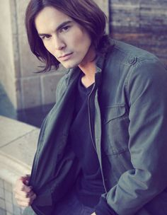 Tyler Blackburn is seriously gorgeous