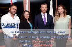 The Fulbright Visiting Scholar Program is back! To apply: fs.ul.edu.lb/s/29  Deadline:  December 1 2016. http://ift.tt/2dNYJvq