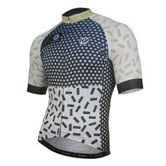 """""""Pop 6 Fade"""" Jersey by Katherine Hall - Men's"""