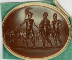 The Classical Art Research Centre Greece Mythology, Trojan War, Recent Discoveries, Archaeological Discoveries, Ancient Jewelry, Classical Art, Ancient Art, Gems, Achilles