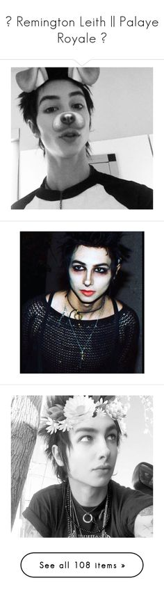 """""""▬ Remington Leith 