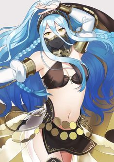 Azura   Fire Emblem Heroes   Know Your Meme