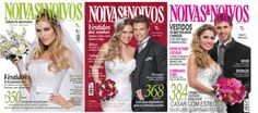 Revista Noivas - Casamento perfeito dos Vestidos aos Convites
