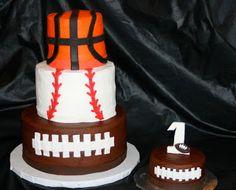 First Birthday Cake Idea