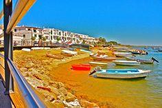 Cabanas, #Algarve colors #Portugal