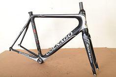 2013 Colnago M10 Carbon Fiber 58cm Road Frame & Fork - New