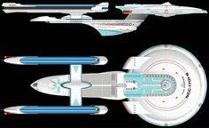 enterprise b | La USS Excelsior fue asignada al mando del Capitán Styles y ...