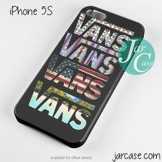 vans collage custom Phone case for iPhone 4/4s/5/5c/5s/6/6 plus