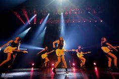 Wonder Girls rocking in Japan <3