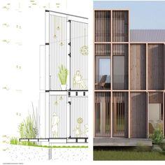 Foyer MNA Modulaire, 2:pm architectures – BETA