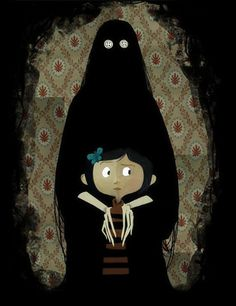 Coraline... Beautiful adaptation. I actually like the film better than the book. The art direction/ concept art is gorgeous.