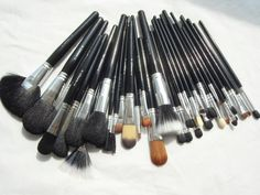 The world's best brushes. MAC. Bow down.