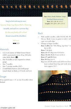 Ann Mccauley The Pleasures of Knitting: Timeless Feminine Sweaters 36 — Yandex.Disk