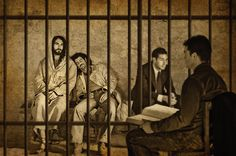 """Hebrews 13:3 """"Remember the prisoners, as though in prison with them, and those who are ill-treated, since you yourselves also are in the body."""" Matt. 25:36  """"I needed clothes and you clothed me, I was sick and you looked after me, I was in prison and you came to visit me.'"""