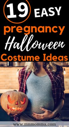 19 Cute Halloween Costume Ideas for Pregnant Moms - 19 Easy Pregnancy Halloween Costume Ideas. Are you pregnant and wanting an easy DIY costume for Hal - Make Yourself Halloween Costumes, Pregnant Halloween Costumes, Easy Diy Costumes, Costume Ideas, Halloween Fun, Costume Halloween, Pregnancy Costumes, Family Costumes, Work Appropriate Costumes