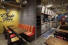 Pizza Napoletano Café by BaNANA OFFICE, Tokyo – Japan