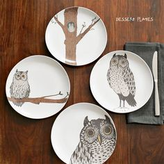 Wise + Witty: Cool Owl Finds at West Elm
