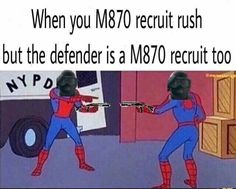 When you recruit rush but the defender IS a recruit too - iFunny :) Rainbow 6 Seige, Rainbow Six Siege Memes, Rainbow Six Siege Art, Tom Clancy's Rainbow Six, Gamer Humor, Gaming Memes, Video Game Memes, Video Games, Really Funny Pictures