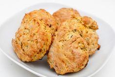 vegan herb scones