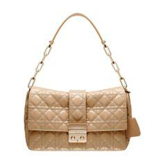 0ebe394b3975 Copy M9803OVRK M111 Beige patent leather Dior New Lock bag Sale 7851