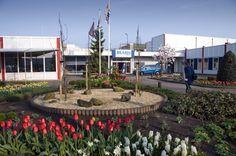 Mars Nederland entree. Grootste chocoladefabriek ter wereld en staat gewoon in Veghel