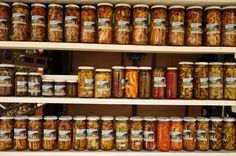 Deliciosas conservas. www.viajaportupais.gov.ar Southern Cone, Drake Passage, South America, Places, Food, Gastronomia, Preserves, Meals, Yemek