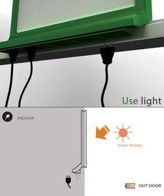 Modern Solar Window - Eco-friendly Home