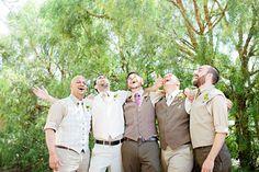Like this groomsmen idea
