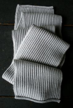 Laura's Loop: BriocheScarf - The Purl Bee - Knitting Crochet Sewing Embroidery Crafts Patterns and Ideas!