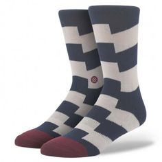 Socks are one way to take your outfit to the next level.