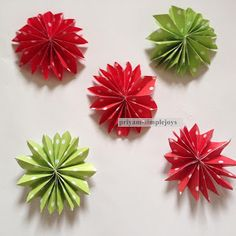 SimpleJoys: Easy Paper Flower