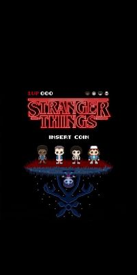 Stranger things wallpaper Tumblr Strange Board
