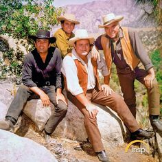 Bonanza (1959-1973) watched with my daddy ❤