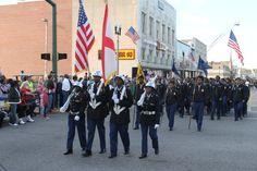 Anniston Veterans Day Parade
