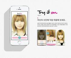 BeautiPop app: Try It On!