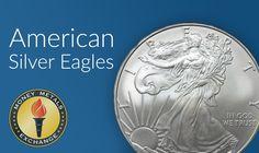 American Silver Eagle Coins | U.S. Mint | Money Metals Exchange